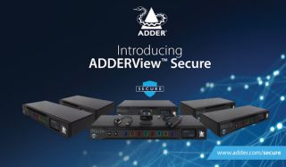 Adder Technology has announced the launch of the new ADDERView Secure Range of KVM switches and accessories.