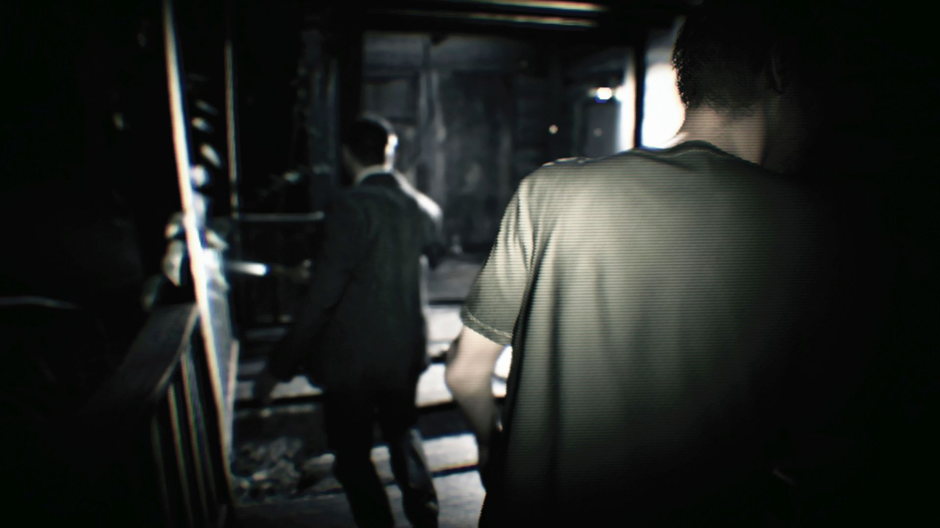Resident Evil 7 Vr Is Exclusive To Playstation Vr For A Year