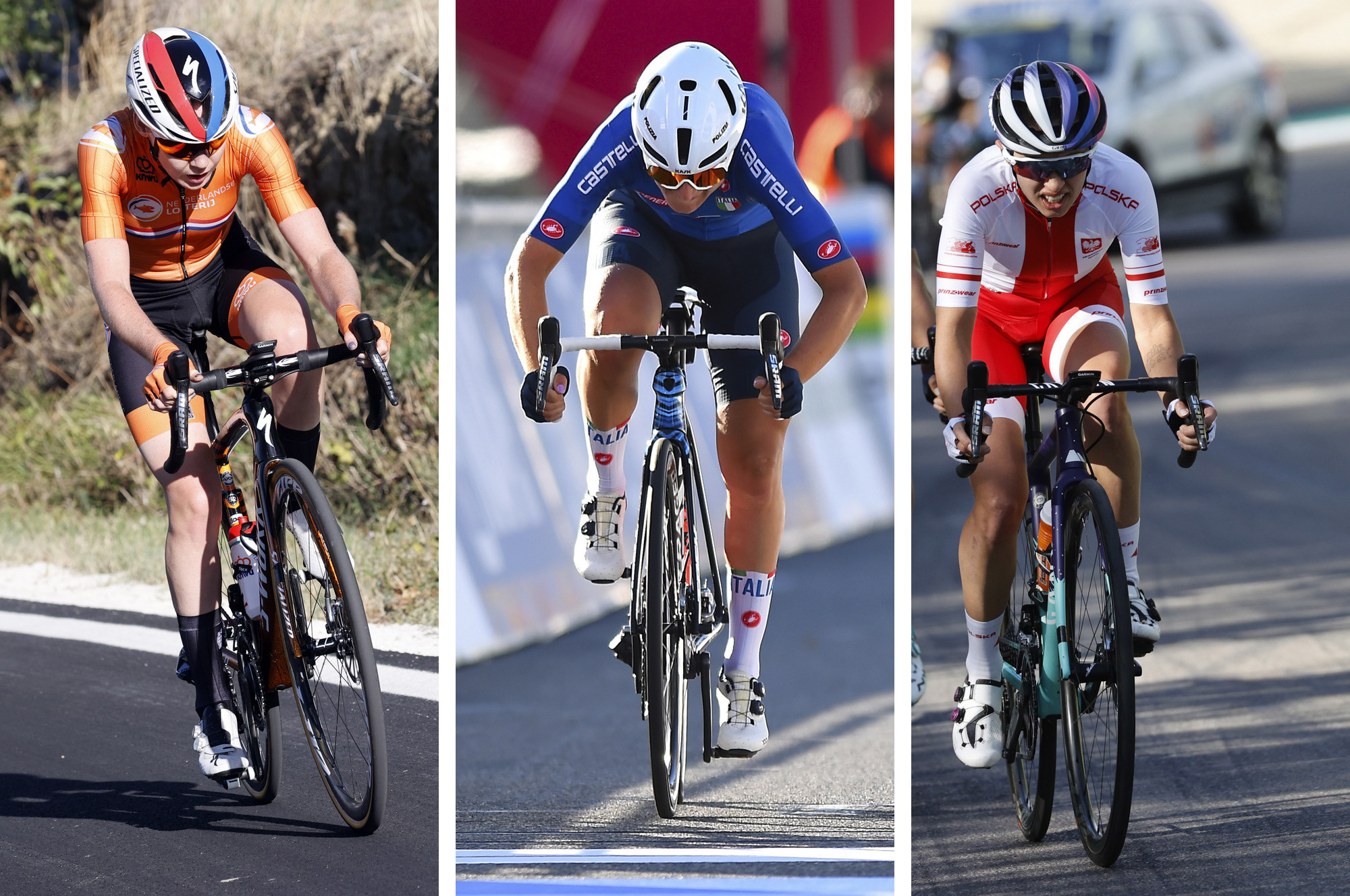 Womens road race from 2020 World Championships in Imola photo Dario Belingheri/BettiniPhoto©2020