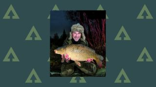 Top tips for catching winter carp