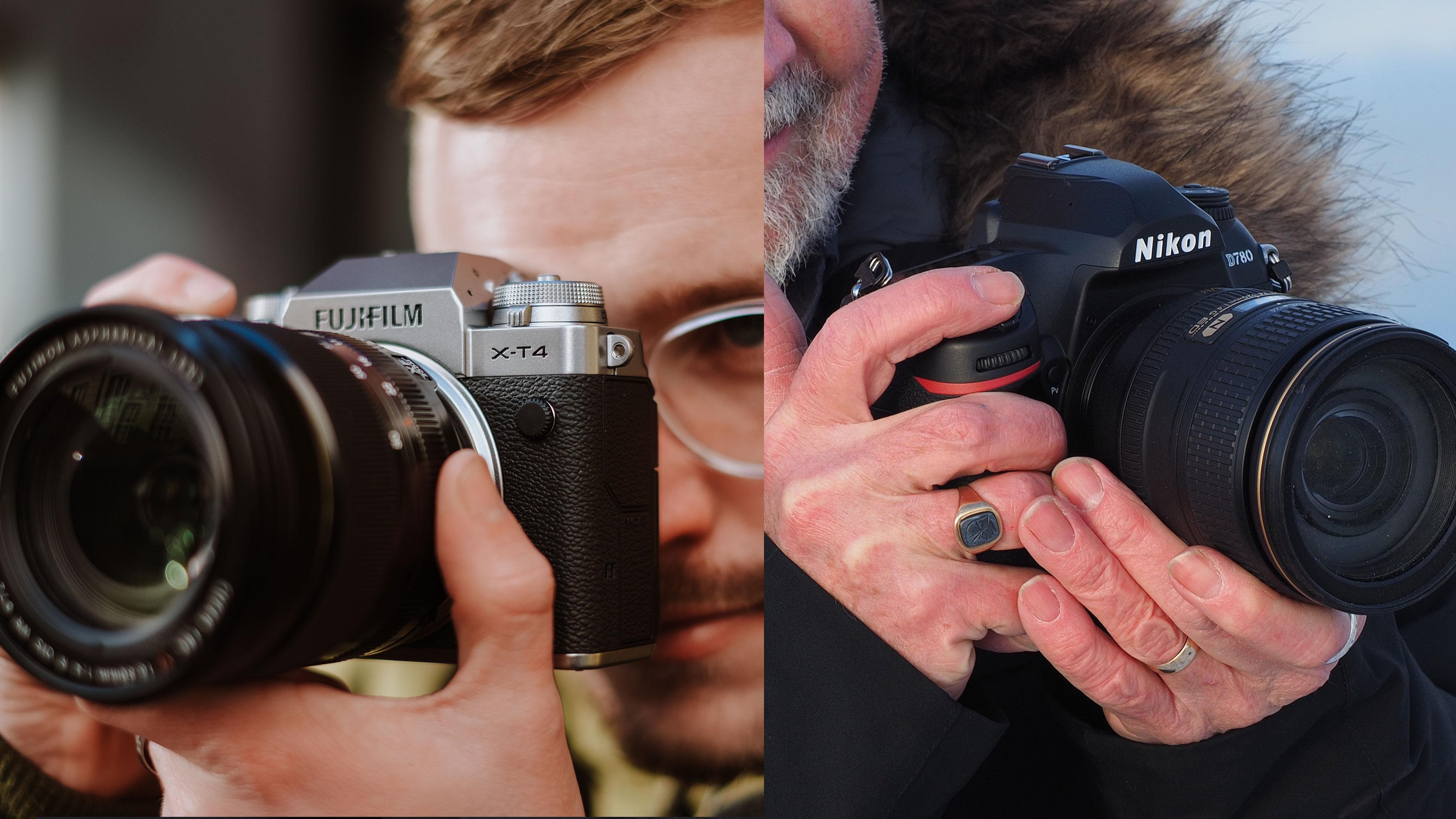 Baru Belajar Fotografi, Pilih DSLR atau Mirrorless?