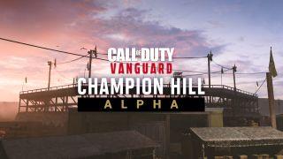 Call of Duty: Vanguard – Champion Hill Alpha