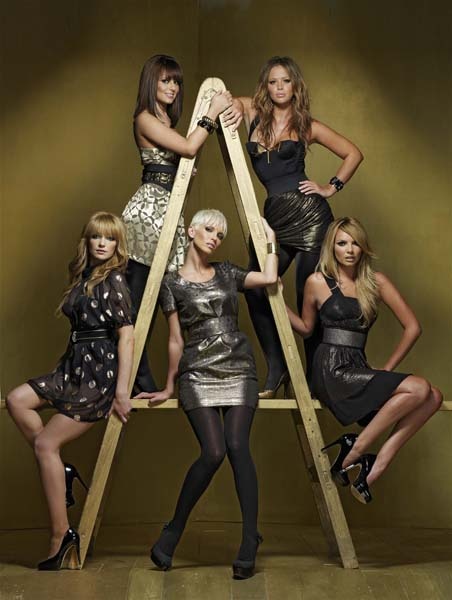 Girls Aloud confirm date for comeback
