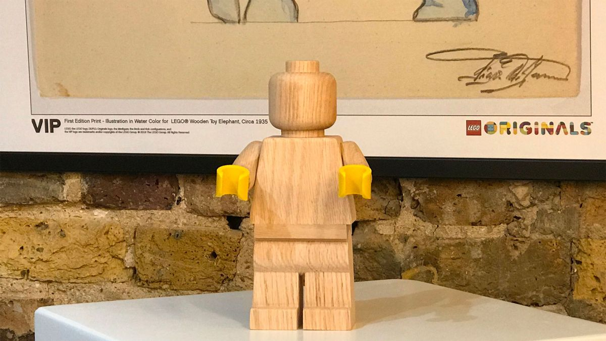 Introducing Lego, as you've never seen it before