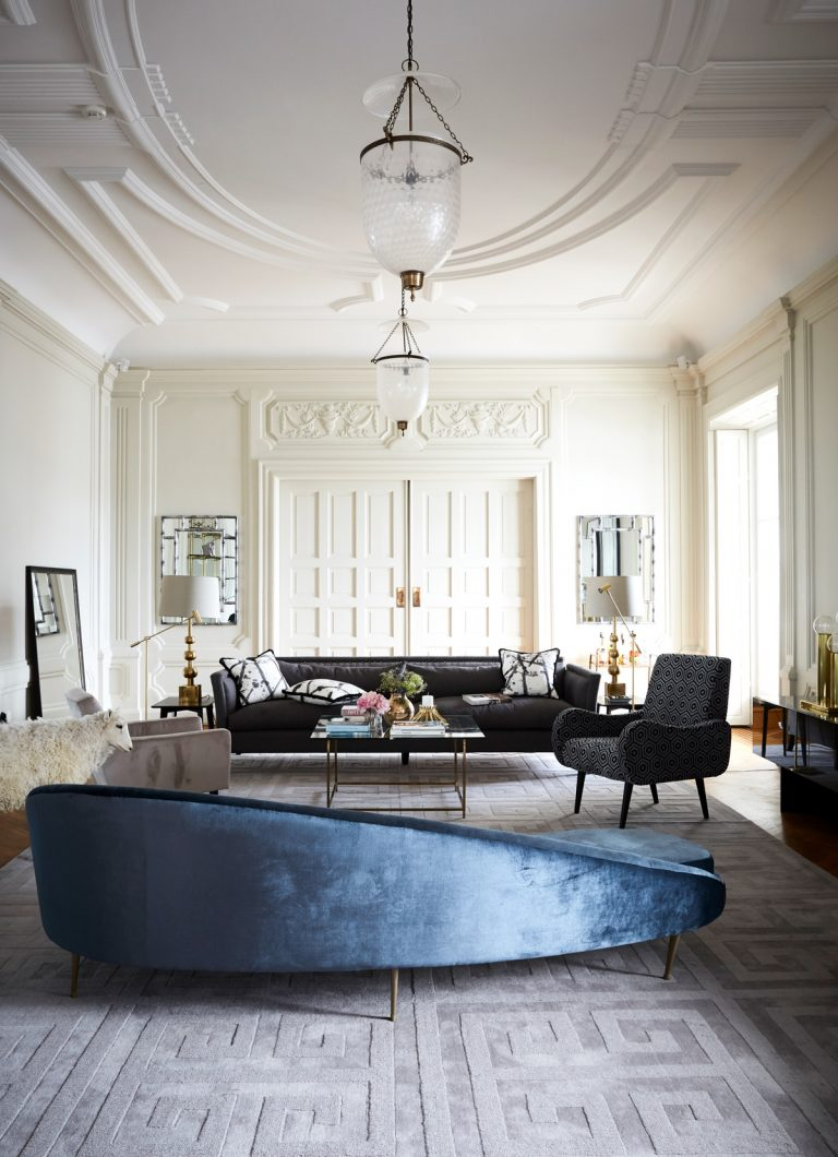 The Most Dramatic Interiors From Livingetc Archive