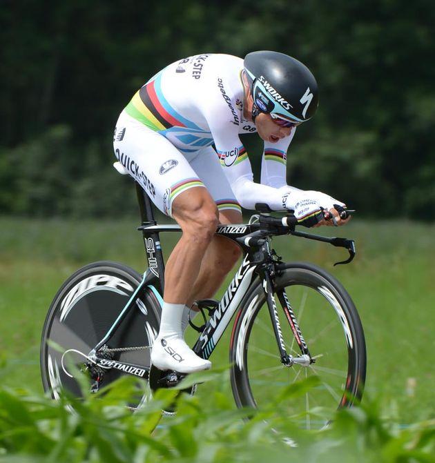 Tony Martin, Tour de France 2012, stage nine