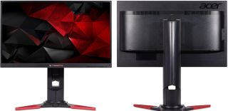 Acer's 24-inch 1440p Predator monitor overclocks to 165Hz, costs