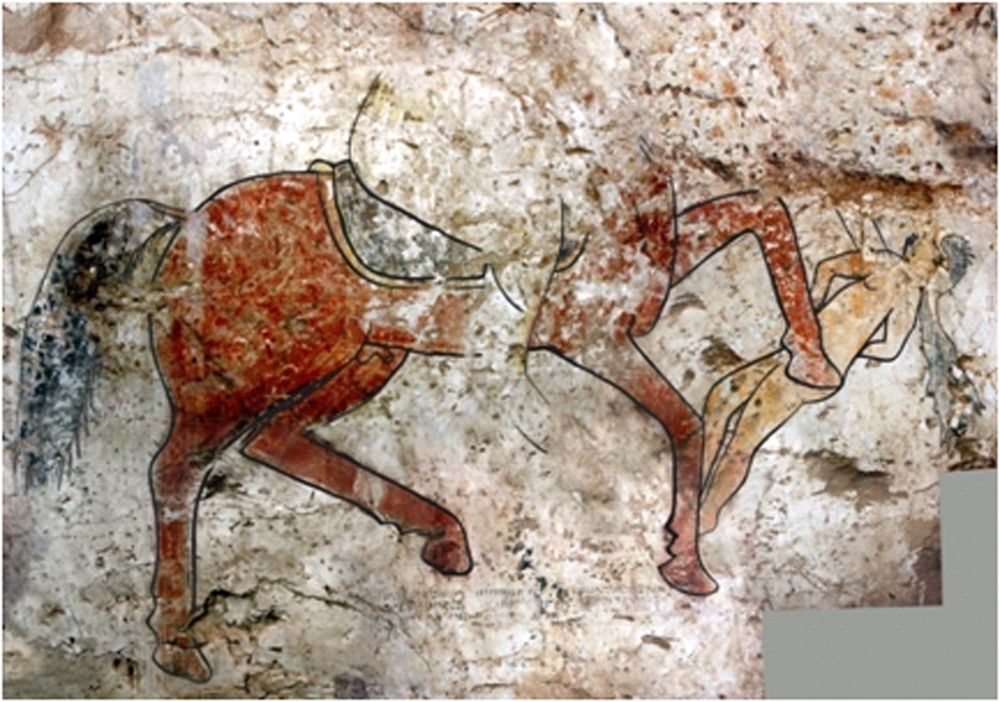 Long Pilgrimages Revealed in Ancient Sudan Art | Live Science