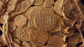 The royal coin.