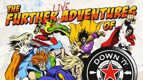 Cover art for Down 'N' Outz - The Further Live Adventures Of… album