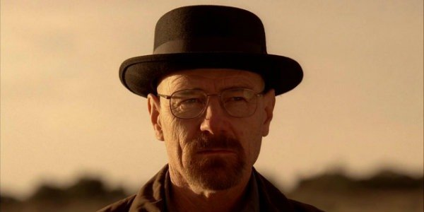 Walter White Bryan Cranston Breaking Bad AMC