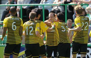 Soccer – Clydesdale Bank Scottish Premier League – Hibernian v Celtic – Easter Road
