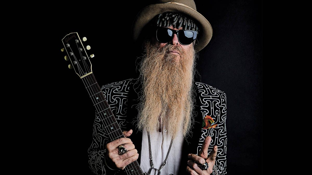 """Billy F. Gibbons: """"We let off steam by letting it rock... Hardware is a raging rocker but always mindful of the desert's implicit mystery"""""""
