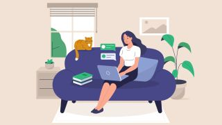 Home working tips to help you feel happy and healthy when remote working