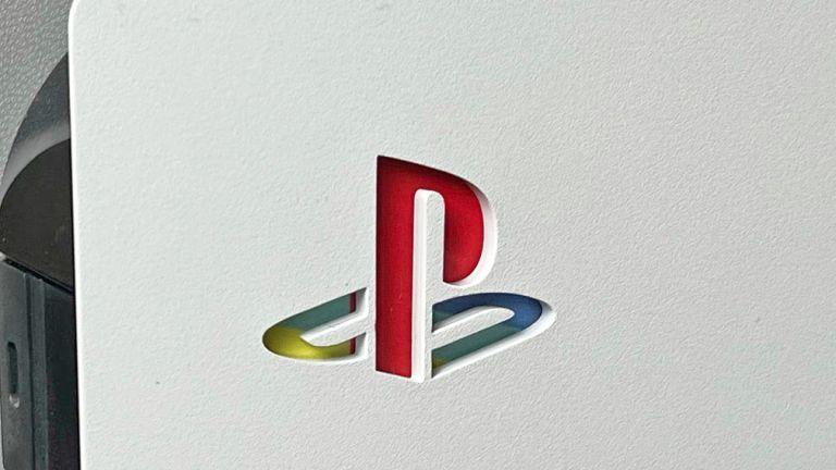 PS5 Sony PlayStation 5 logo