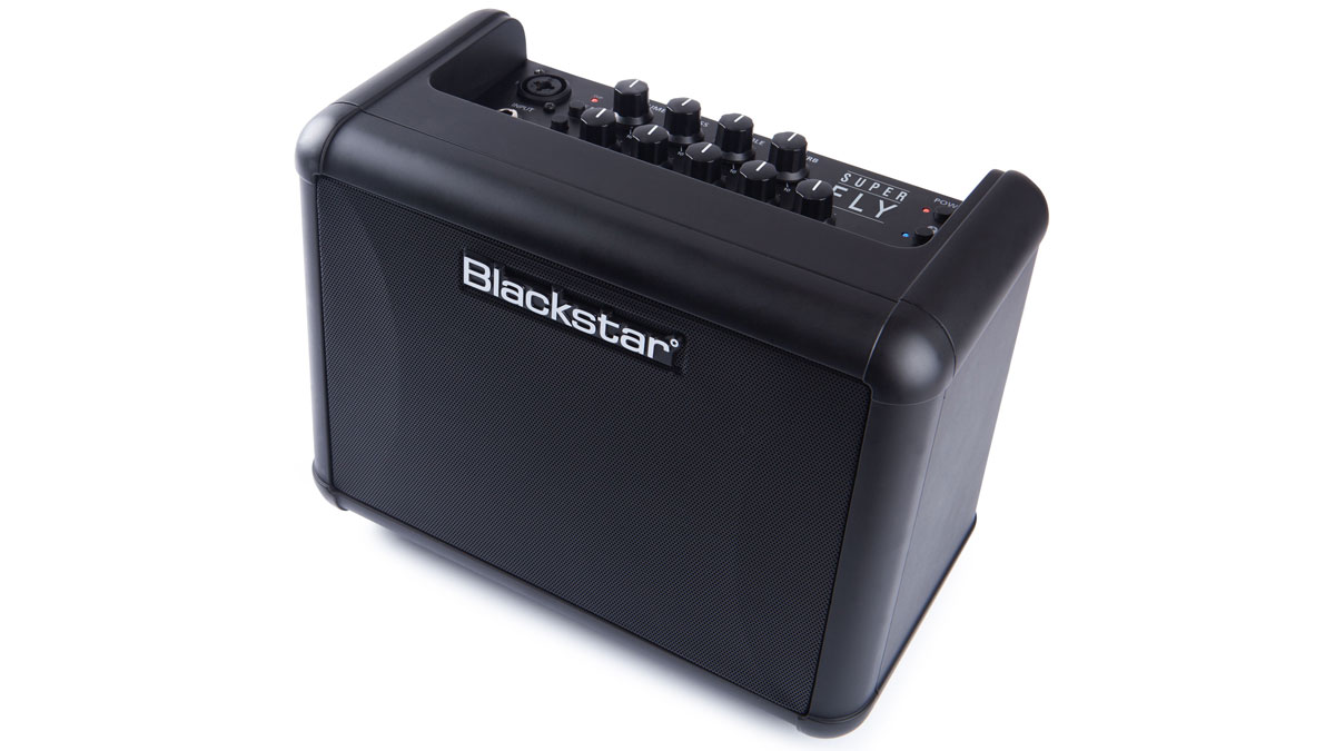 NAMM 2019: Blackstar gets Super Fly with new take-anywhere street-performance amp