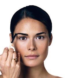 eyebrow how-to-eyebrow shaping-eyebrow beauty tips-woman and home