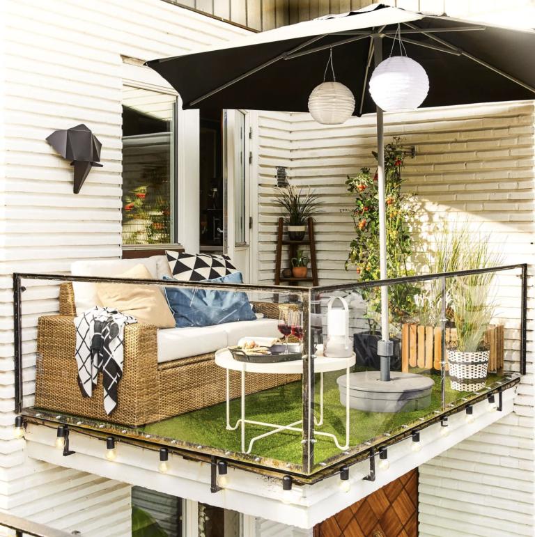 Ikea garden furniture