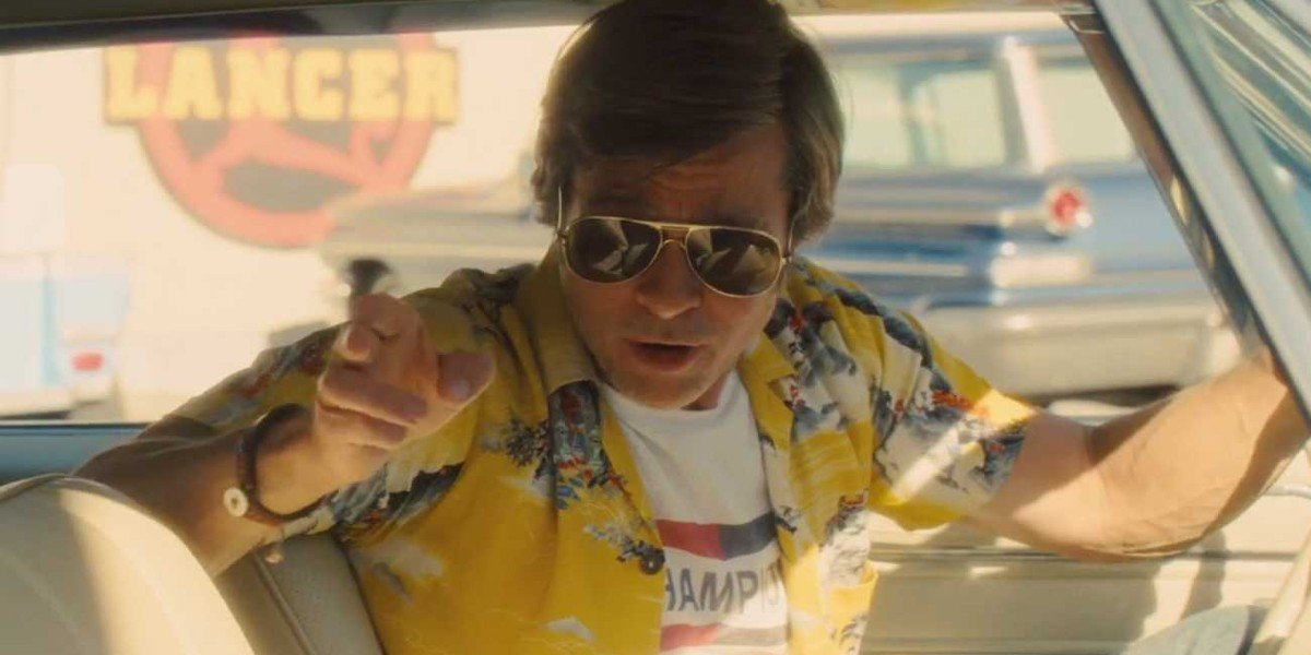 Brad Pitt - Once Upon A Time ... In Hollywood