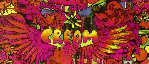 Cream - Disraeli Gears cover art