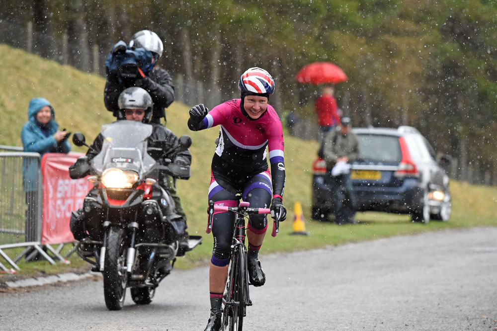 Tour of the Reservoir 2015. Erick Rowsell and Dani King claim ...