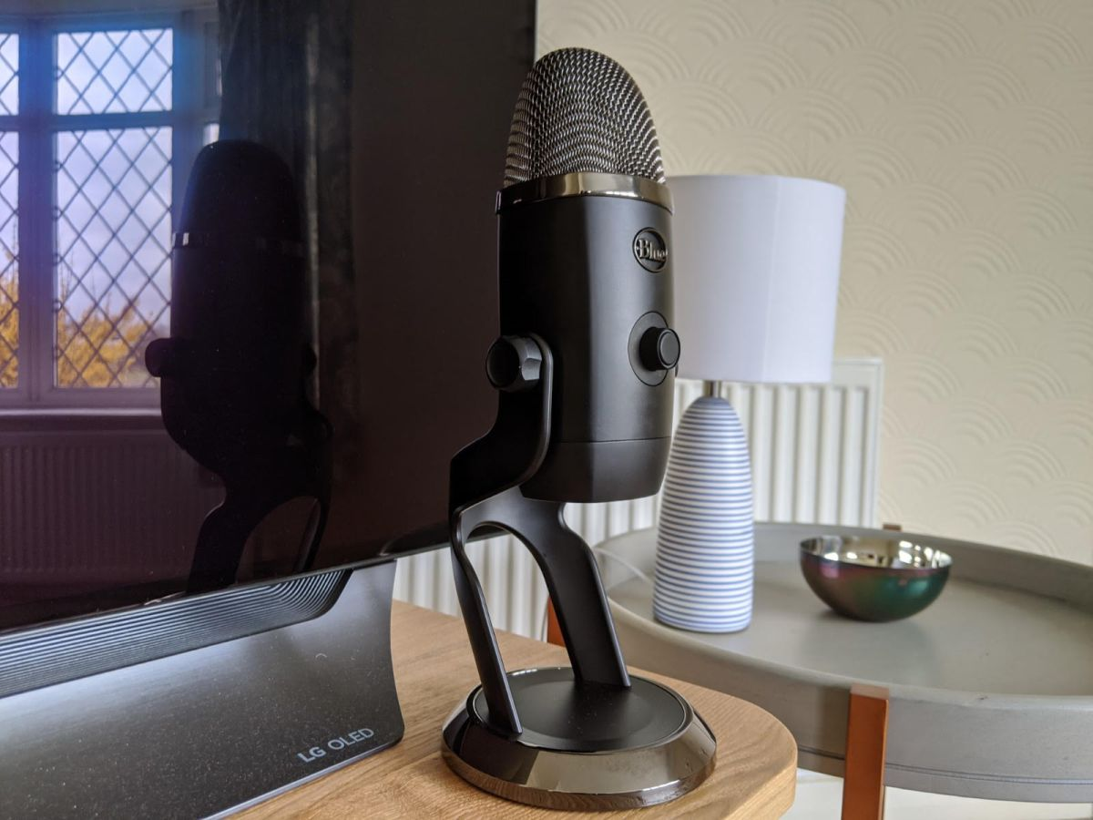 Supporters of The New Fly Fisher Television Show |Blue Yeti Logo