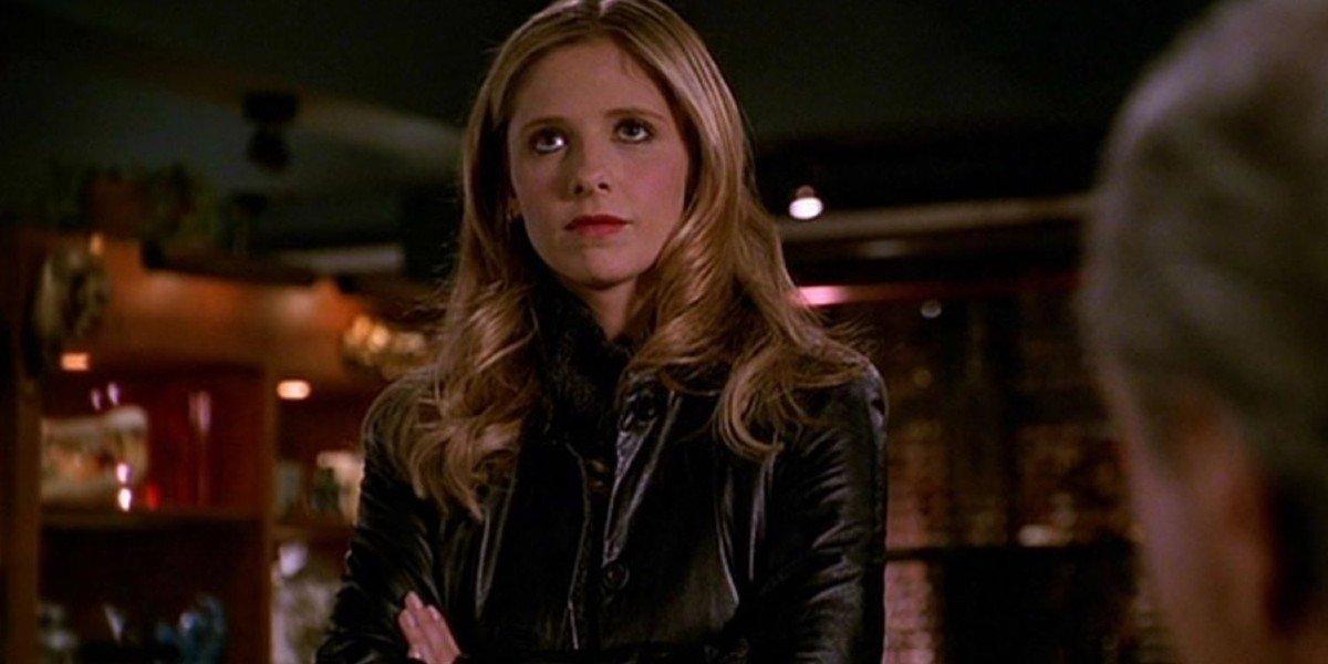 Sarah Jessica Parker - Buffy the Vampire Slayer