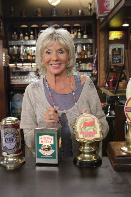 Sue Johnston: 'I'm a bit scared of Corrie'