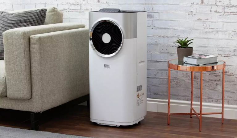Best Portable Air Conditioner: Black + Decker 12K 3 in 1 Air Conditioning Unit