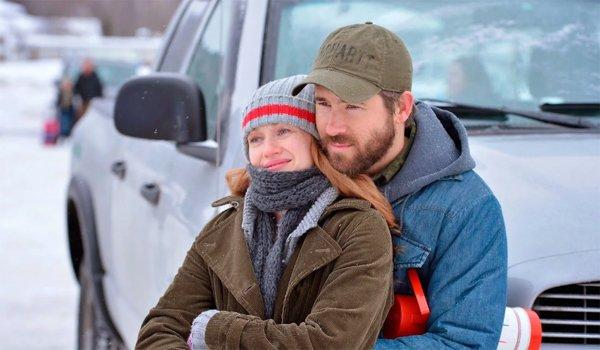 The Captive Mireille Enos Ryan Reynolds