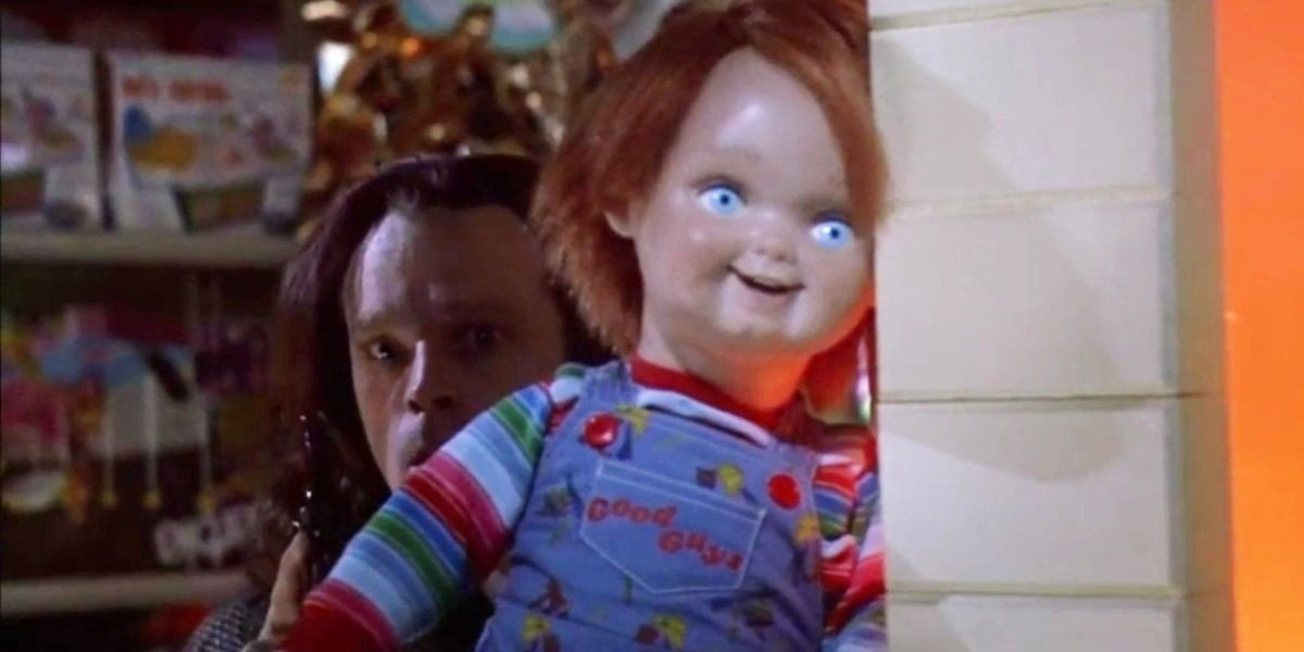 Brad Dourif in Child's Play