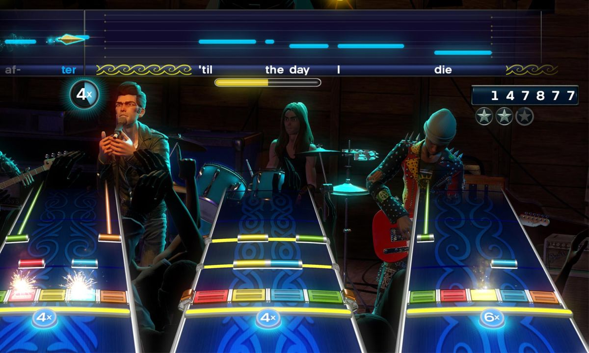Guitar Hero Live vs  Rock Band 4: Face-Off | Tom's Guide