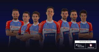 Total Direct Energie Team 2020 jersey design