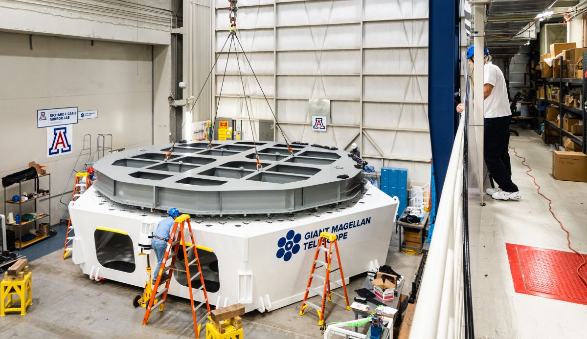 Giant Magellan Telescope snags $17.5 million grant to...