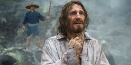 Martin Scorsese's Anticipated Silence Just Threw Its Hat Into The Oscar Race
