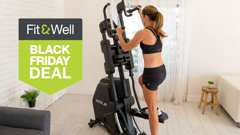 Black Friday & Cyber Monday: $2,400 off this cardio step machine at Dick's