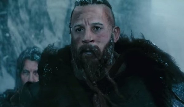Vin Diesel's Flashback Last Witch Hunter Haircut Is Outlandish