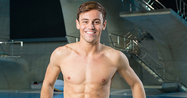 Tom Daley I Wanted To Quit But Meeting Lance Was The