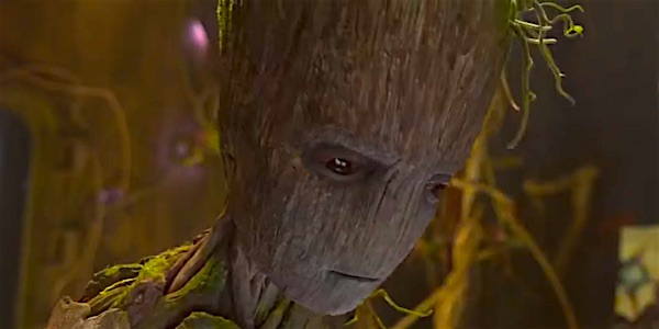 Teen Groot in Guardians of the Galaxy Vol. 2