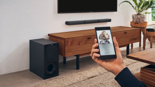 Sony launches the HT-S40R soundbar with wireless rear speakers