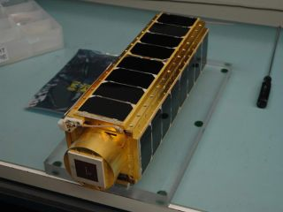 Tiny Satellite to Test Drugs in Space