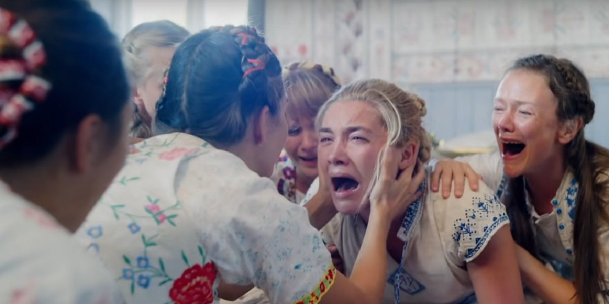 Florence Plugh in Midsommar