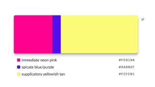 color.lol colour palette