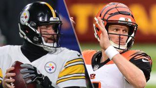 Steelers vs Bengals live stream