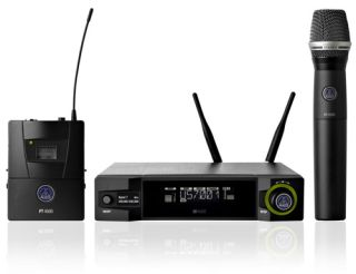 AKG Introduces WMS4500 Wireless System Sets