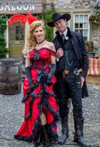 Bernice gives Liam the role of Sheriff in Emmerdale