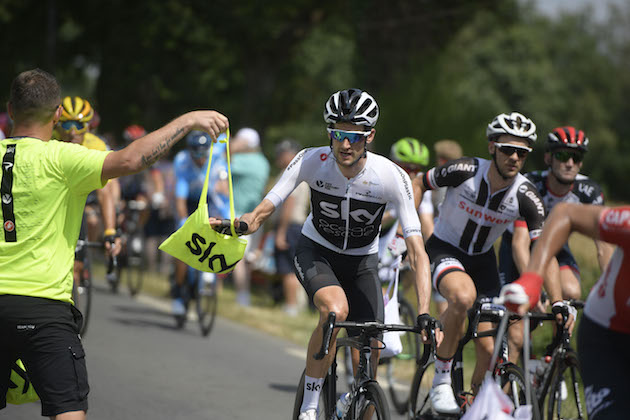 This is what you have to eat to compete in the Tour de France