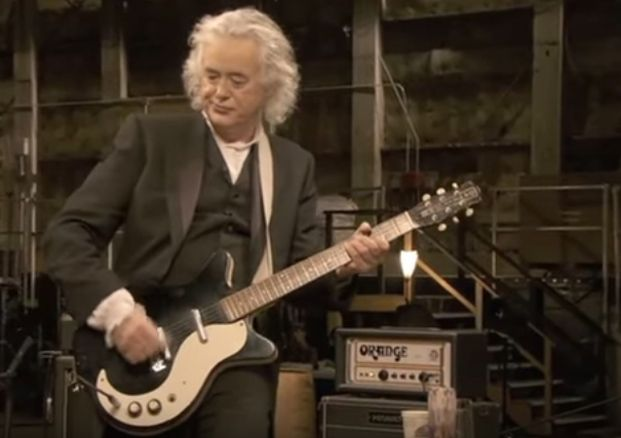 Jimmy Page Explains the Roots of Led Zeppelin's 'Kashmir'