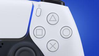 PS5 controller DualSense