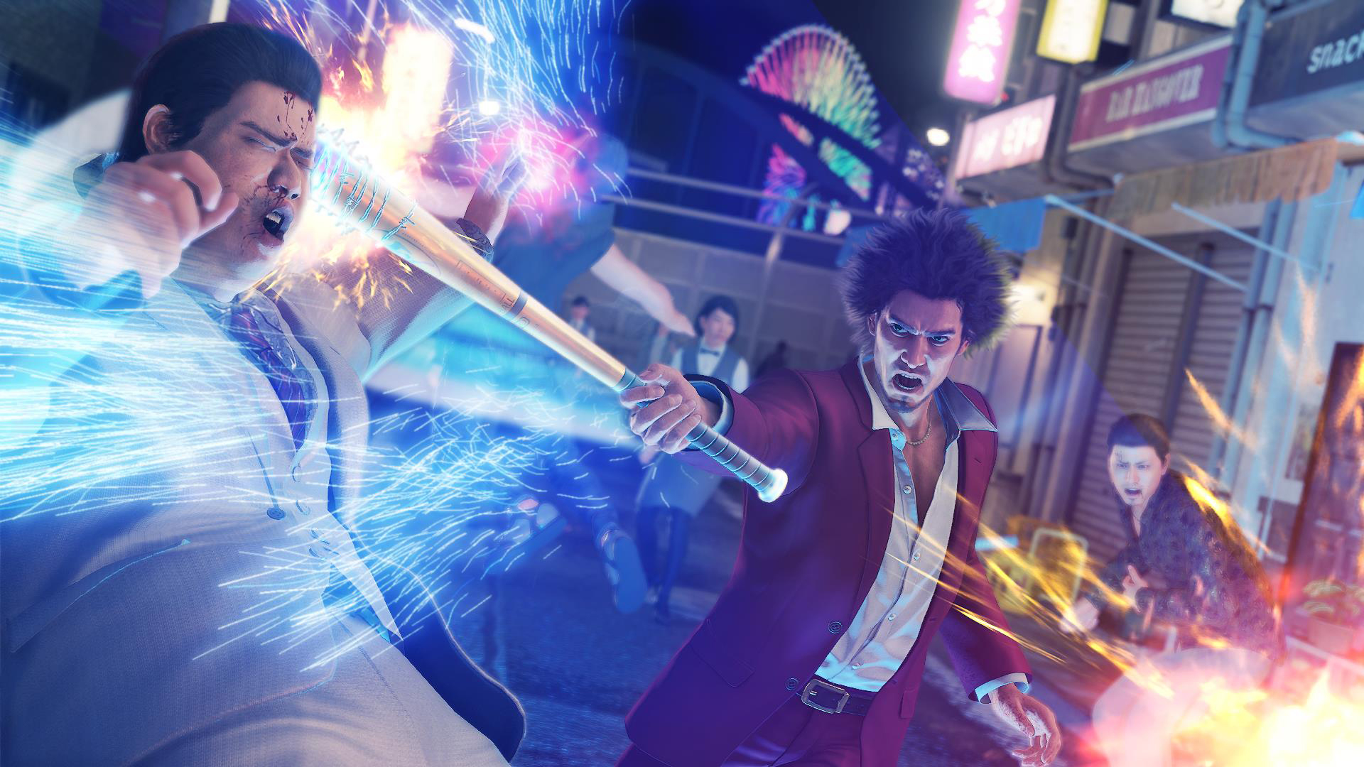 Hands On With Yakuza 7 Like A Dragon The Wildest And Riskiest